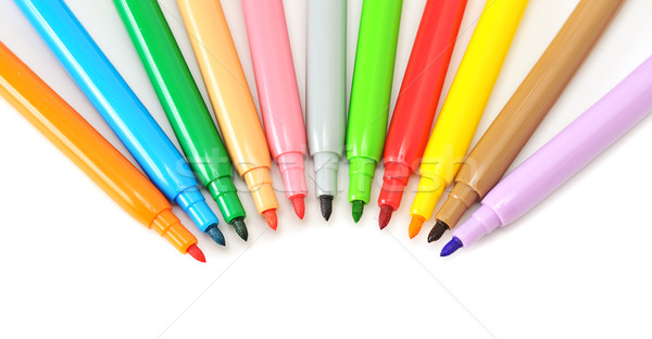 soft-tip pen Stock photo © Serg64