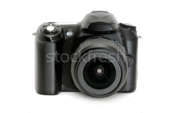 Isolado branco fundo digital foto ferramenta Foto stock © Serg64