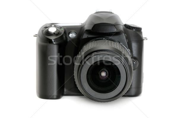 Geïsoleerd witte achtergrond digitale foto tool Stockfoto © Serg64