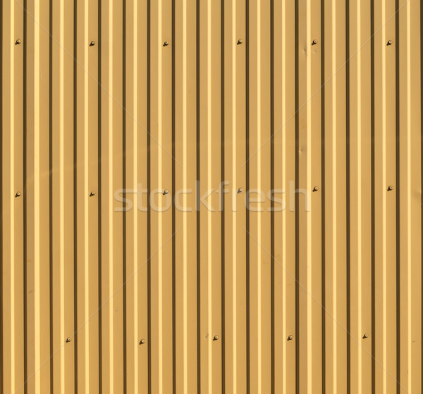Corrugated steel background or texture Stock photo © serge001