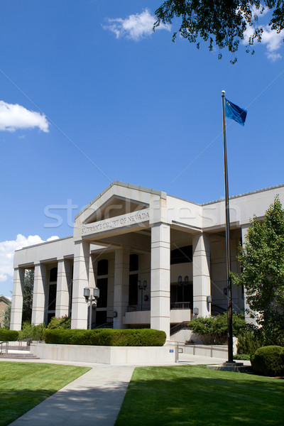 Supreme Court Nevada Stock photo © sframe