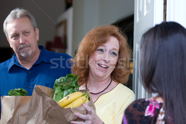 Food Relief Charity Stock photo © sframe