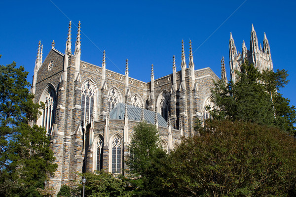 Duke University Chapel Stock photo © sframe