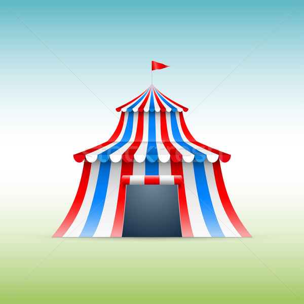 Circus Tent Stock photo © sgursozlu