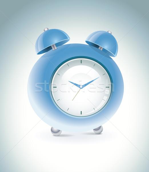 Oude stijl horloge business tijd retro Stockfoto © sgursozlu