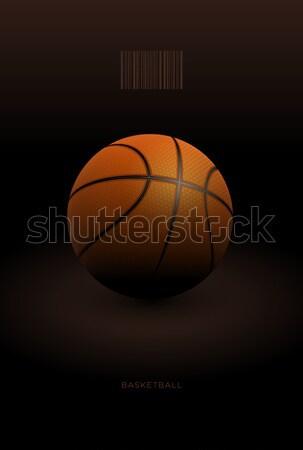 Ball in the dark Stock photo © sgursozlu