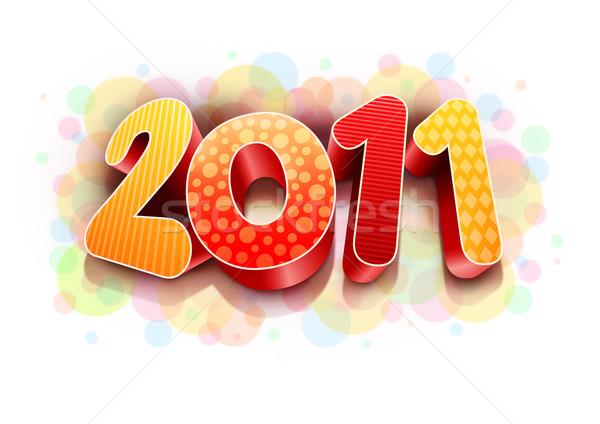 2011 wysoki jakości tekst Zdjęcia stock © sgursozlu