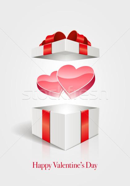 Happy Valentine's Day Stock photo © sgursozlu