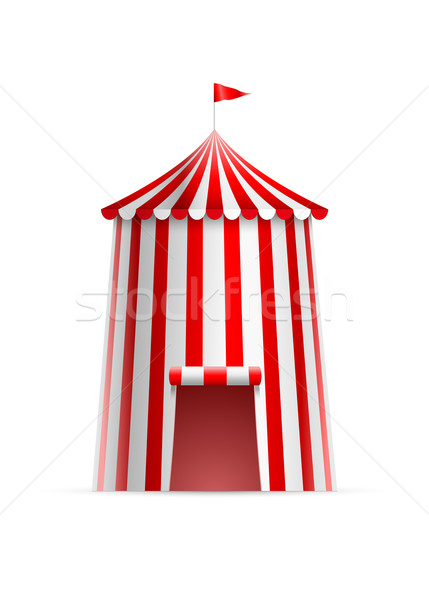 Circus Tower Tent Stock photo © sgursozlu