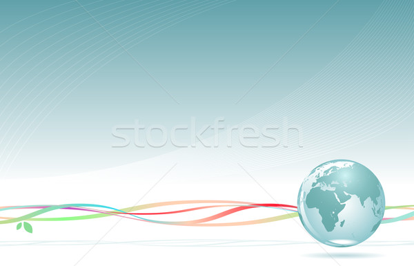 abstract sphere background Stock photo © sgursozlu