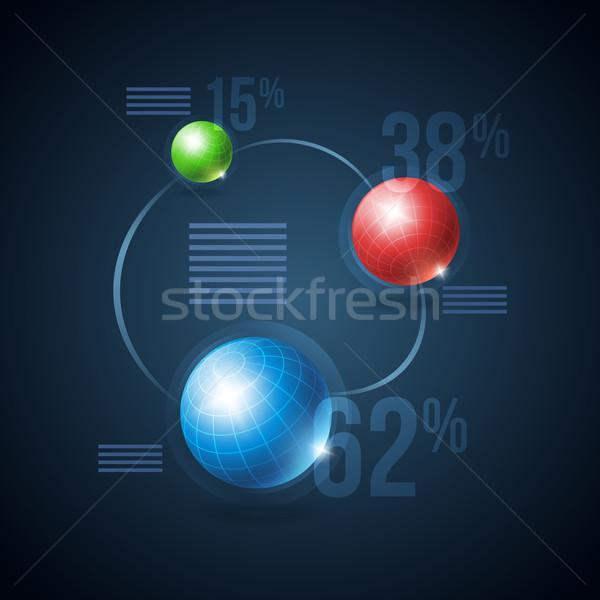 Globes Stock photo © sgursozlu
