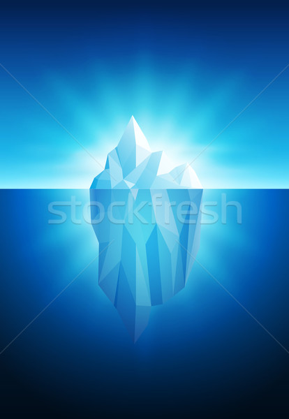 Iceberg Stock photo © sgursozlu