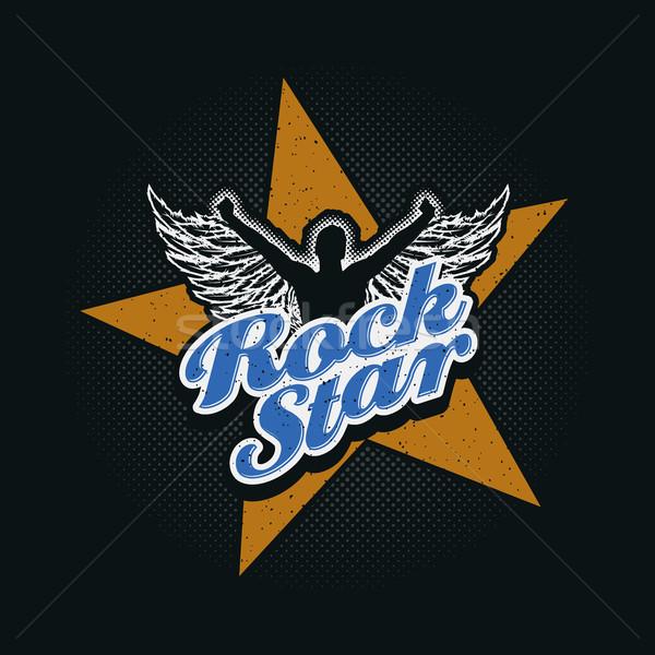 Rock Star Stock Vectors Illustrations And Cliparts Stockfresh