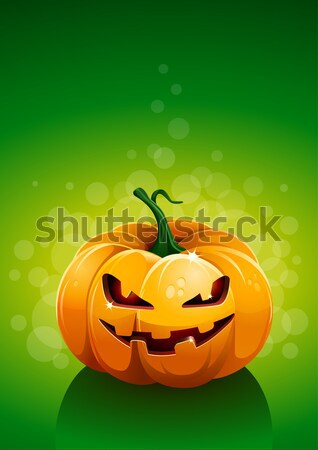 Jack O' Lantern Stock photo © sgursozlu