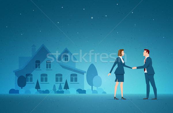 недвижимости бизнеса инвестиции возможность выбора Сток-фото © sgursozlu
