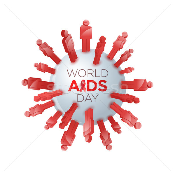 World AIDS Awareness Day Stock photo © sgursozlu