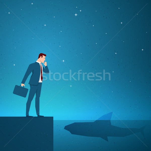 Stock photo: Business concept vector illustration