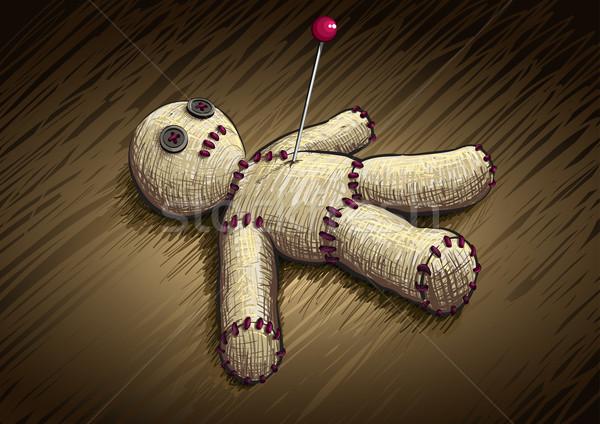 Voodoo doll Stock photo © sgursozlu