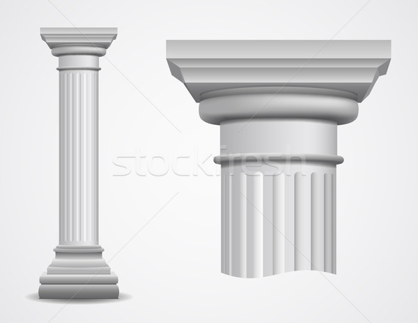 Ancient Column Stock photo © sgursozlu