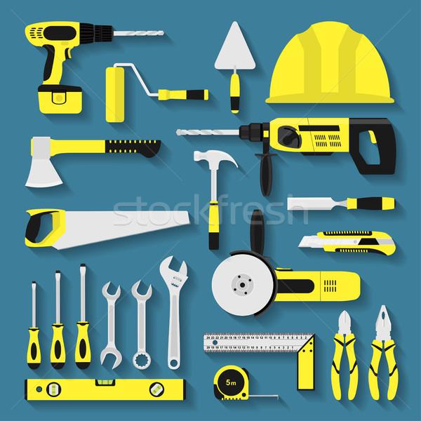 tools Stock photo © shai_halud