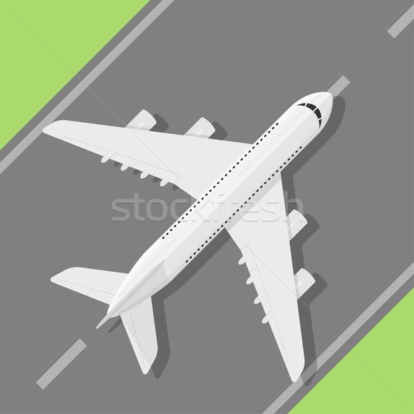 Plane Stock photo © shai_halud