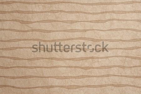 аннотация бумаги зеленый полосы стены фон Сток-фото © shamtor