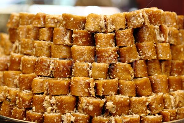 Turkish delicious dessert Stock photo © shamtor