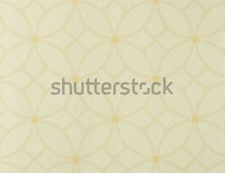 аннотация круга бежевый золото стены фон Сток-фото © shamtor