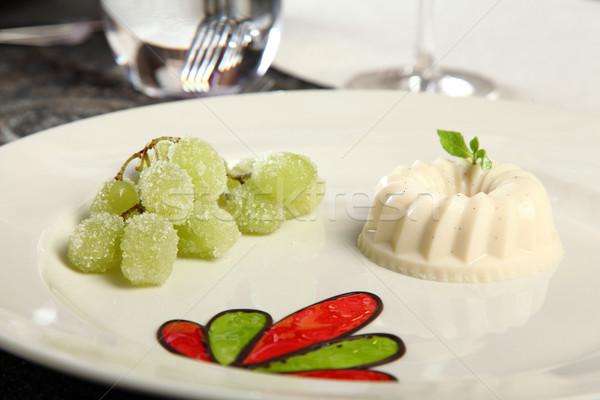 виноград сахар продовольствие еды есть столовой Сток-фото © shamtor