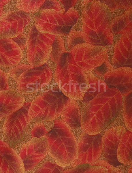 аннотация красный золото стены фон ретро Сток-фото © shamtor