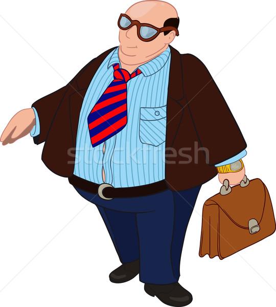 脂肪 はげ 上司 手 も 販売 ストックフォト © sharpner