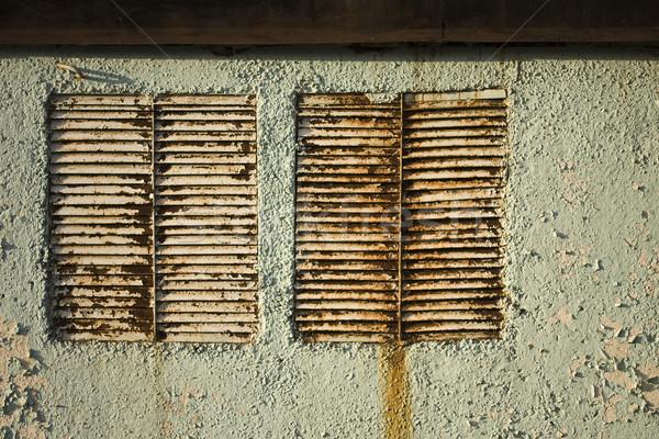 old windows Stock photo © sharpner