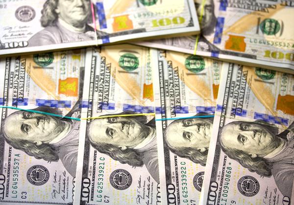 100 ドル 背景 新しい 紙 ストックフォト © sharpner