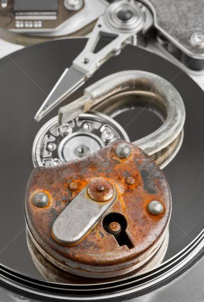 Data security concept Stock photo © ShawnHempel