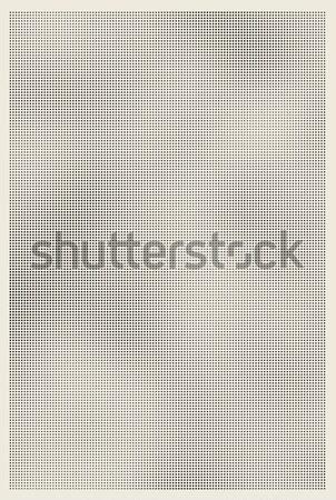 Paper texture halftone shaded Stock photo © ShawnHempel