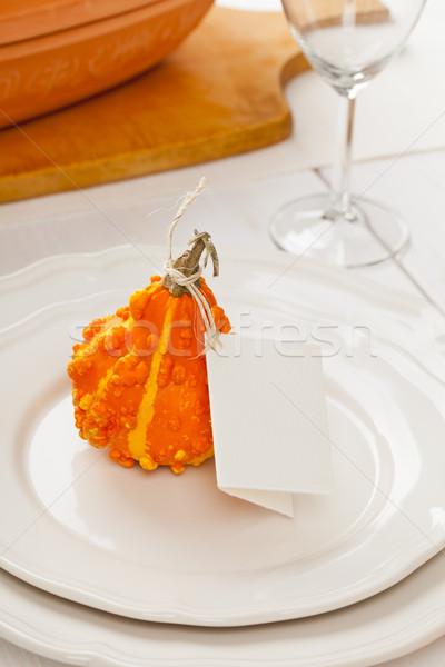 Decorative gourd Stock photo © ShawnHempel