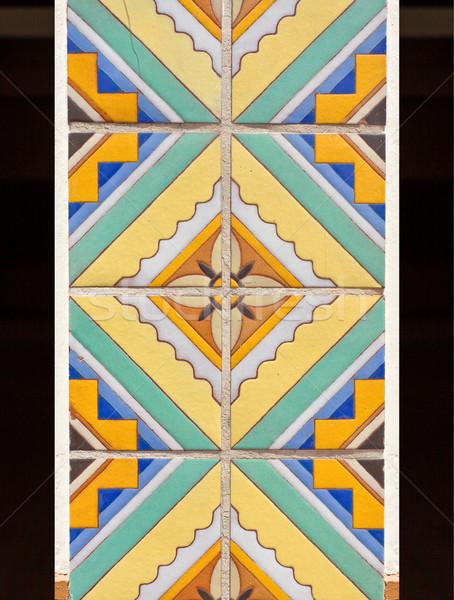 Ceramic tiles Stock photo © ShawnHempel