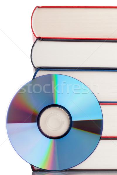 Electronic book Stock photo © ShawnHempel