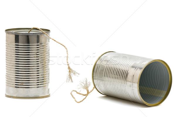 Communication error Stock photo © ShawnHempel