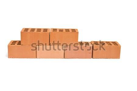 Bricks Stock photo © ShawnHempel