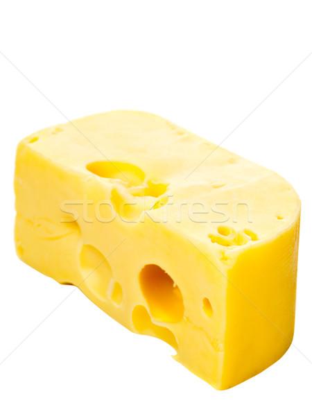 Edam cheese Stock photo © ShawnHempel