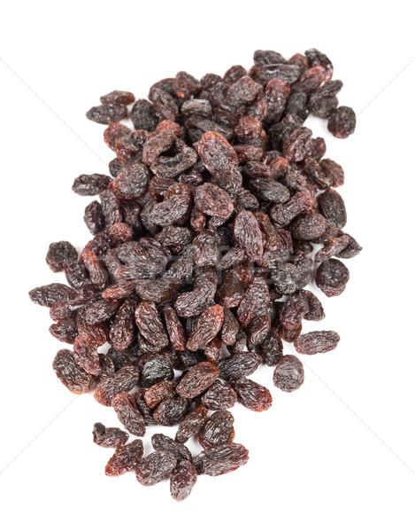 Tas raisins blanche fruits santé Photo stock © ShawnHempel