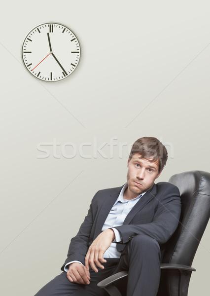 Job frustration Stock photo © ShawnHempel