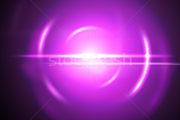 Pink lensflare Stock photo © ShawnHempel