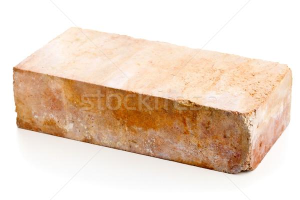 Old clay brick Stock photo © ShawnHempel