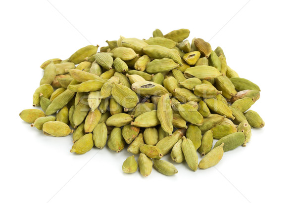 Cardamom seed pods heap Stock photo © ShawnHempel