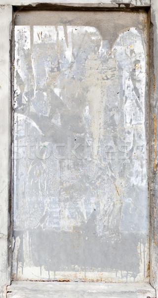 Stockfoto: Oude · geschilderd · hout · oud · hout · textuur