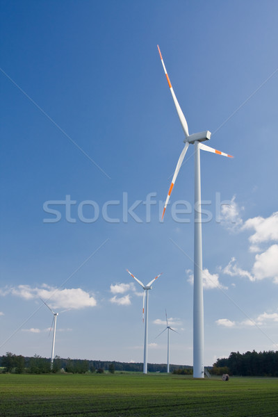 Windmill Stock photo © ShawnHempel