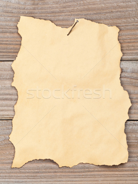 Grunge paper background Stock photo © ShawnHempel