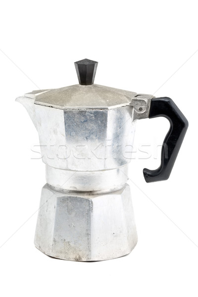 Stovetop espresso maker Stock photo © ShawnHempel